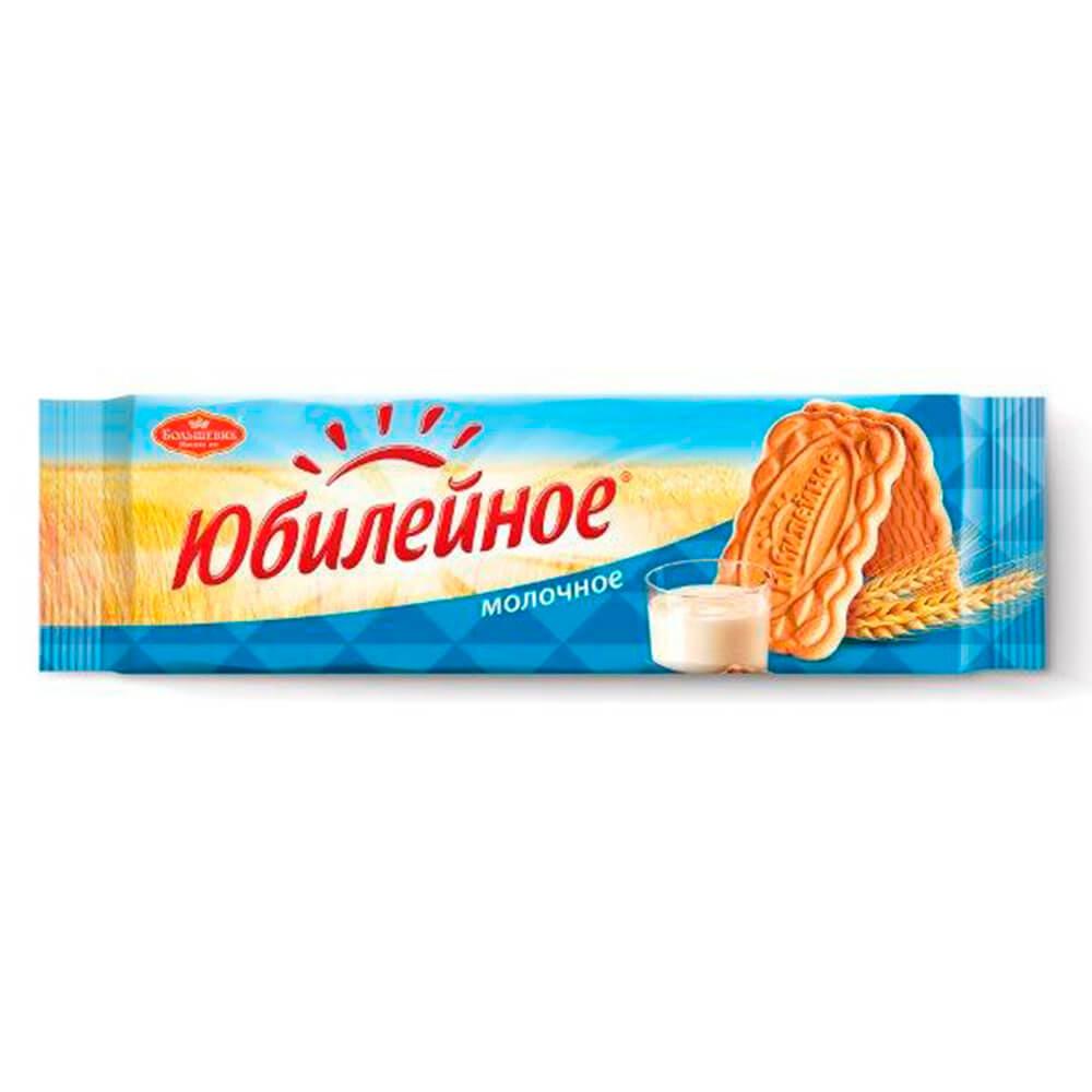 Печенье Юбилейное 112г молоко МДЛЗ