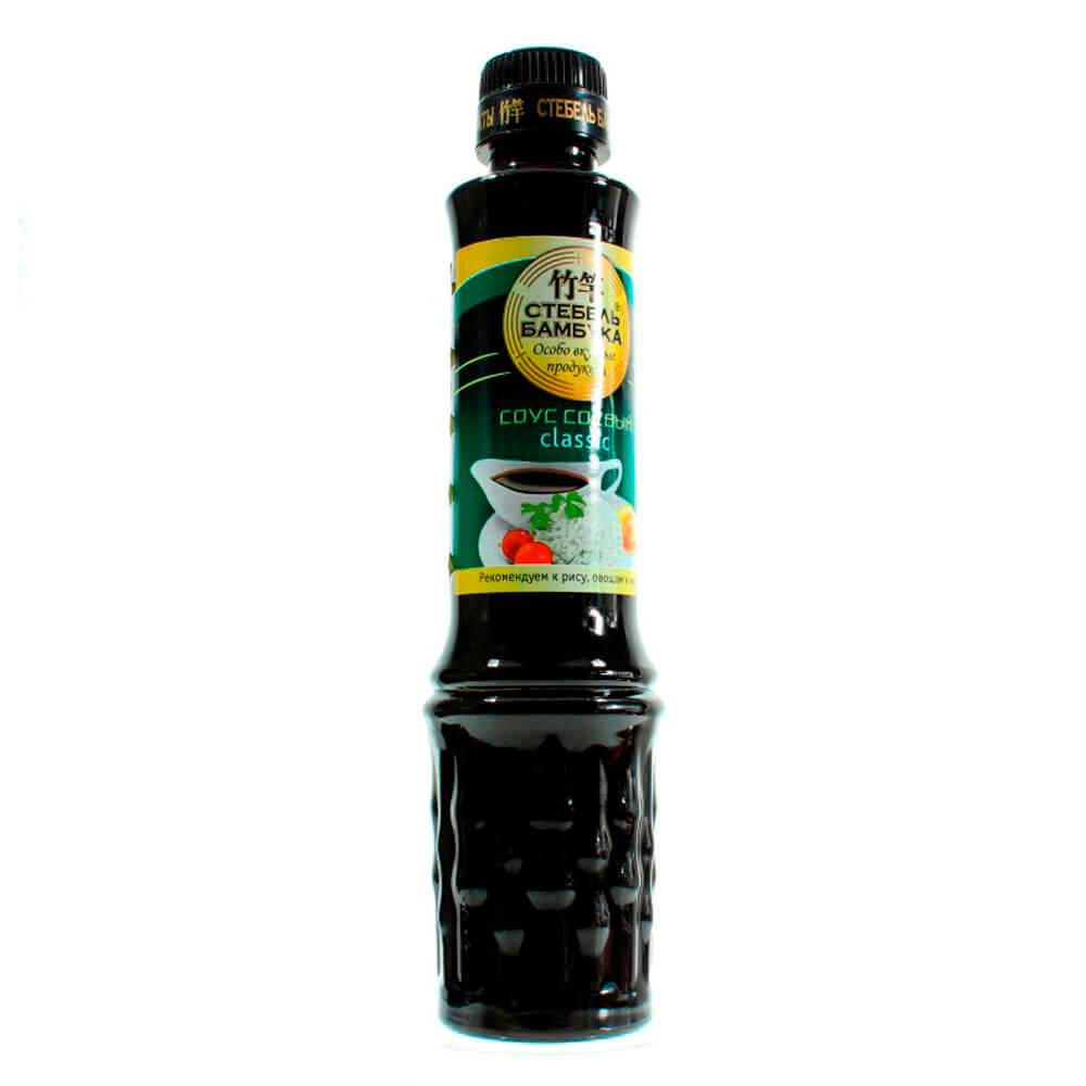 Соус Стебель Бамбука соевый 280г классический соус чили стебель бамбука острый 500 г