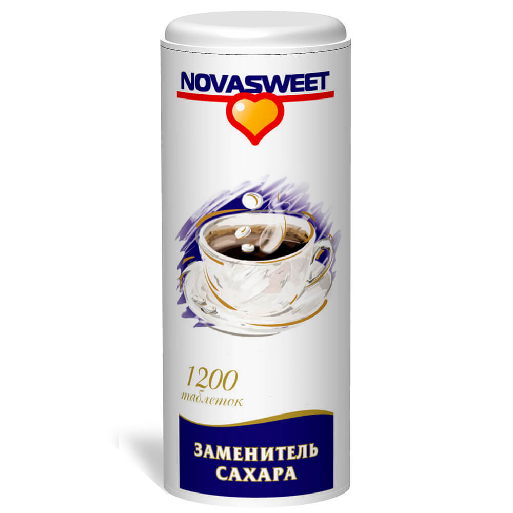 Заменитель сахара Novosvit 1200таб новапродукт