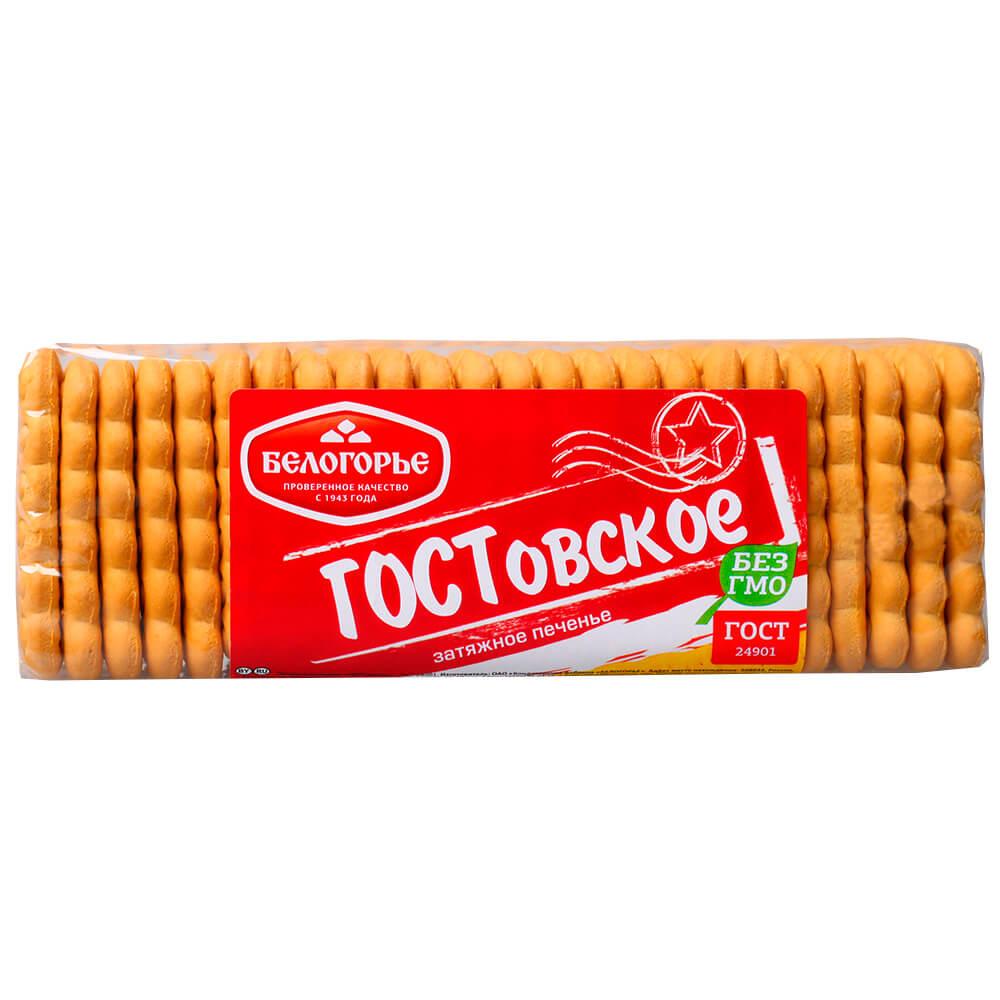 Печенье ГОСТовское (ленинградское) 240г