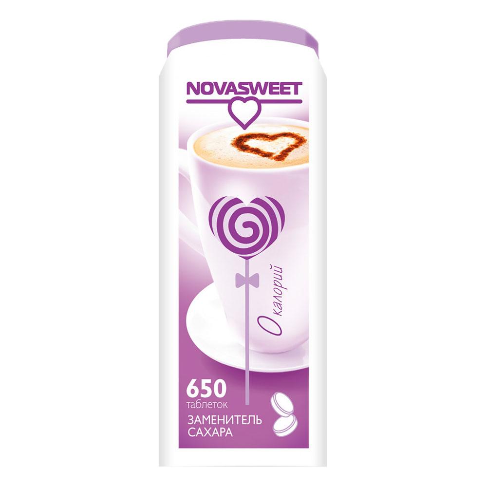 Заменитель сахара Novosvit 650 таблеток