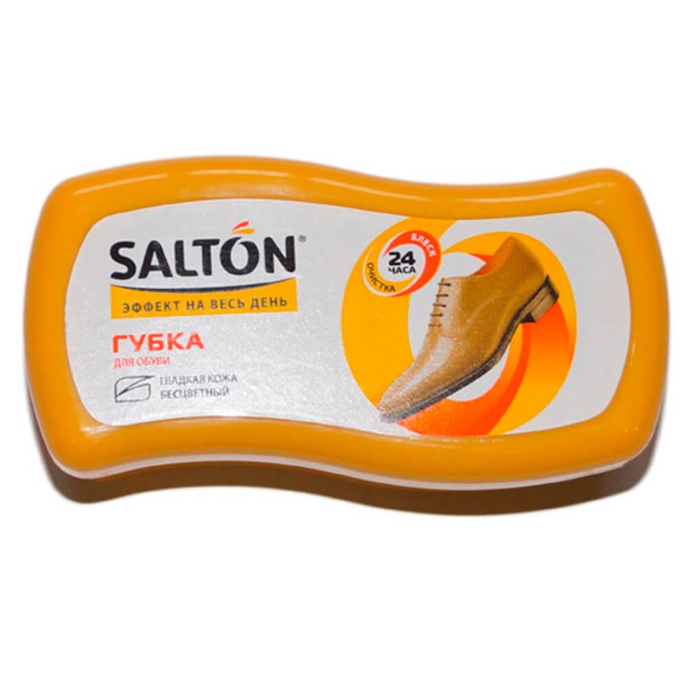 Фото - Губка волна для обуви Salton для гладкой кожи губка для обуви salton волна черная для гладкой кожи с норковым маслом