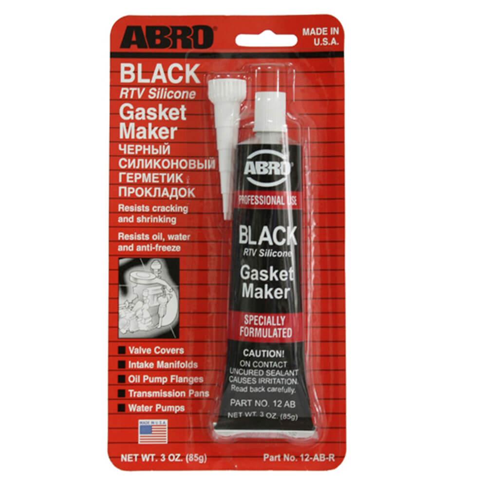 Герметик Abro высокотемпературный черный