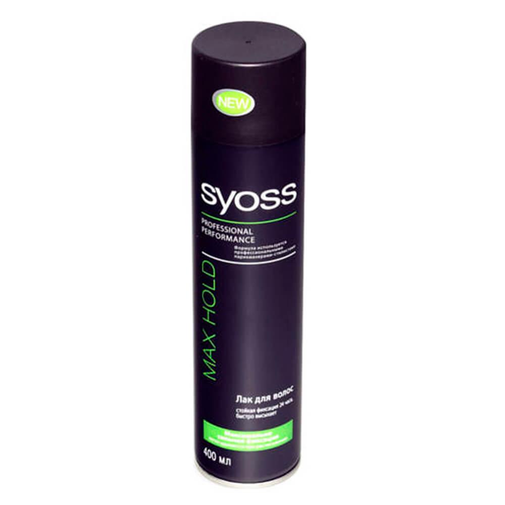 Лак для волос Syoss 400мл
