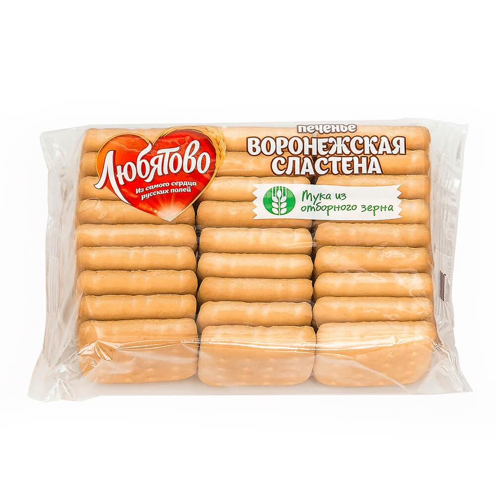 Печенье воронежская сластена 500г Любятово