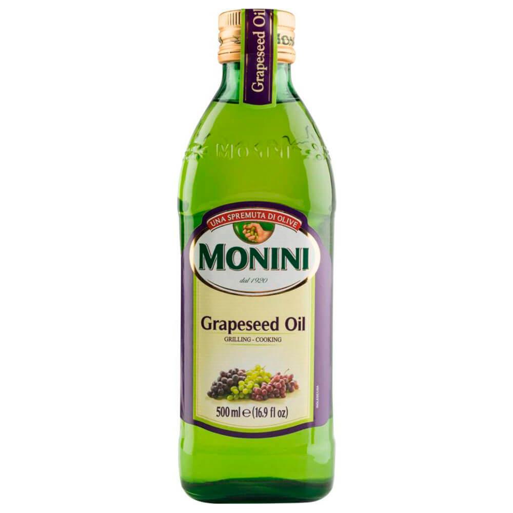 Масло виноградное Monini 500мл стб