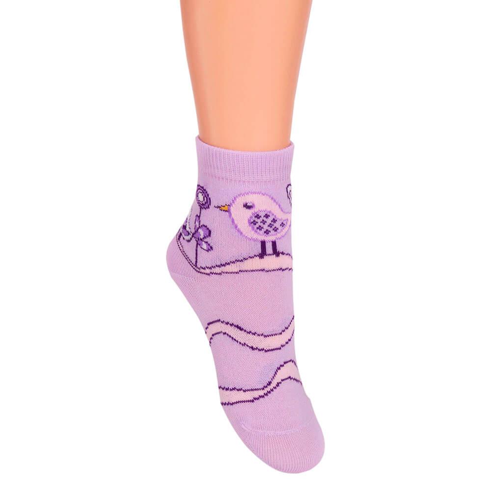 Носки детские Гамма с316 р.14-16 для девочек фото
