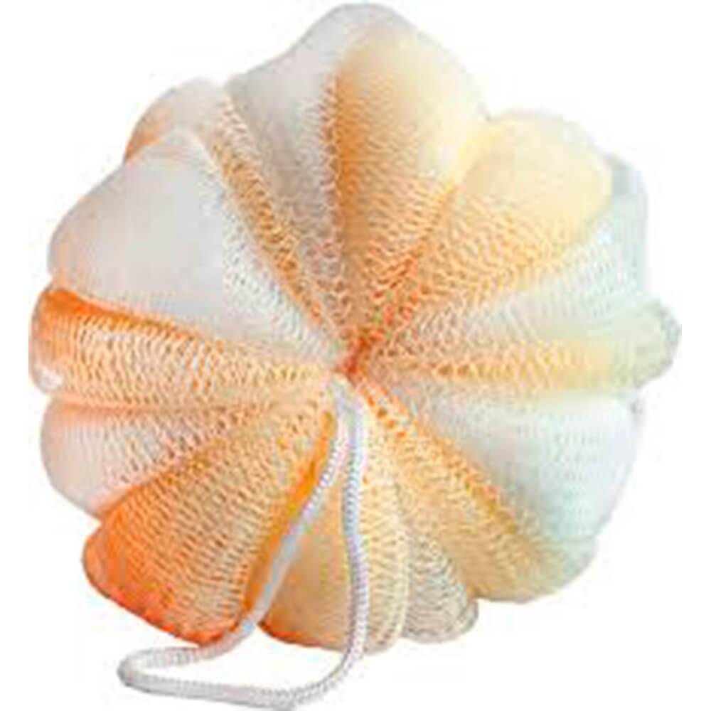 Мочалка Beauty Style синтетическая шар гофре