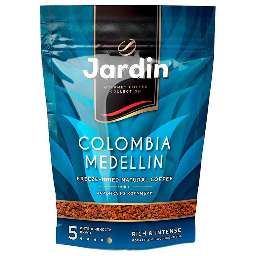 Кофе Jardin 75г колумбия меделлин м/уп