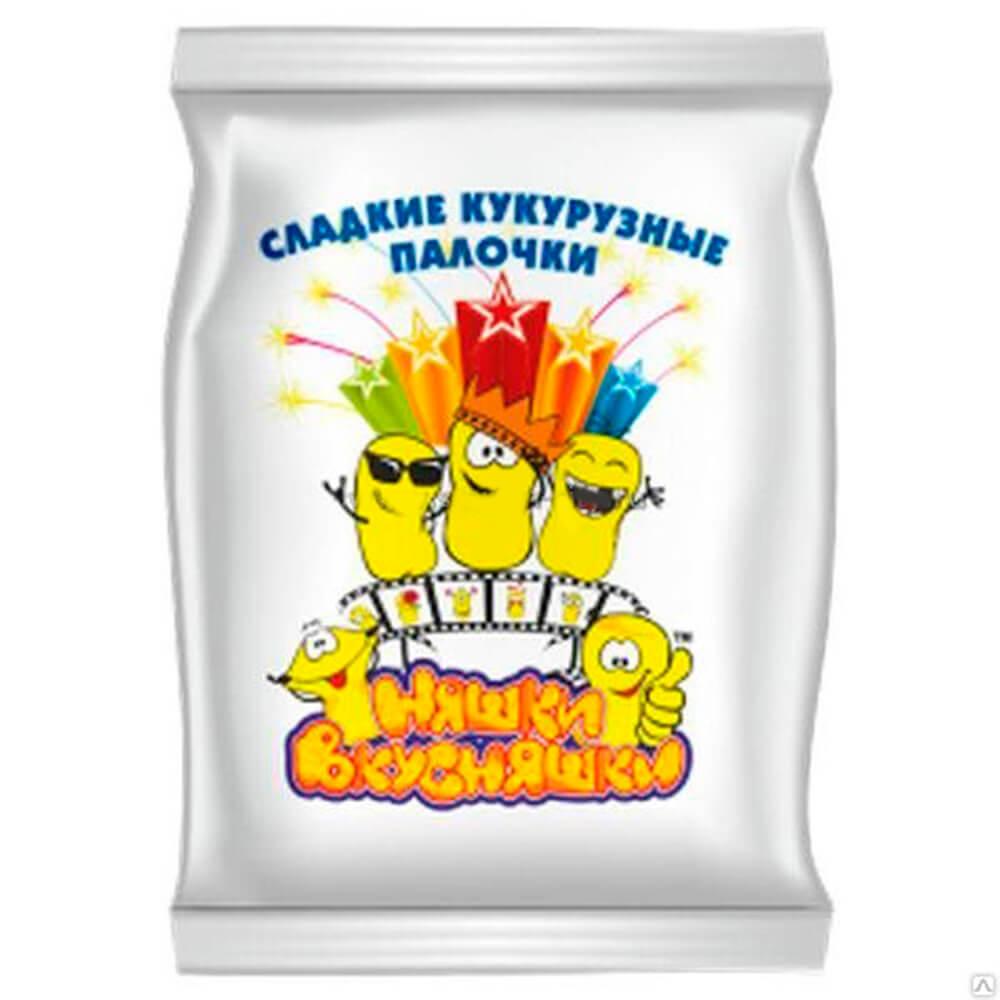 Кукурузные палочки Няшки Вкусняшки 200г тандем -вп новочеркасск