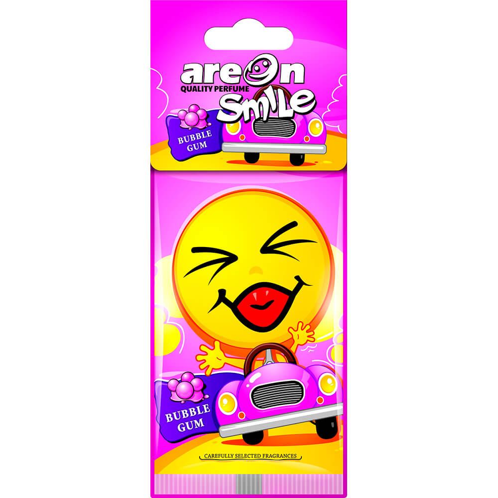 Ароматизатор Areon Smile Ring бабл гам