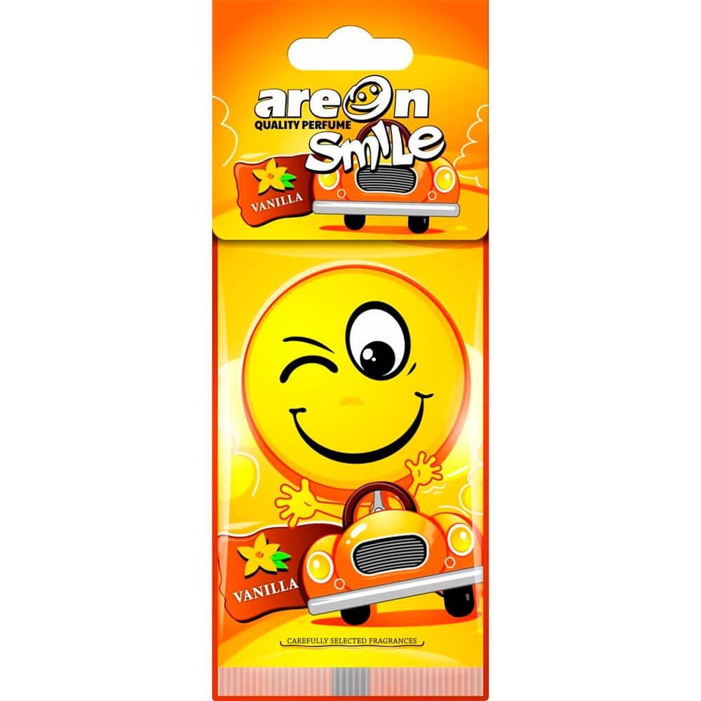 Ароматизатор Areon Smile Ring ваниль недорого