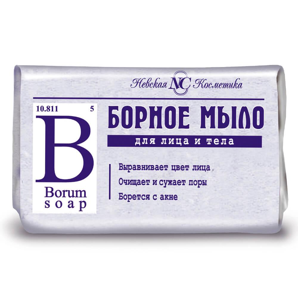 Мыло борное 90г