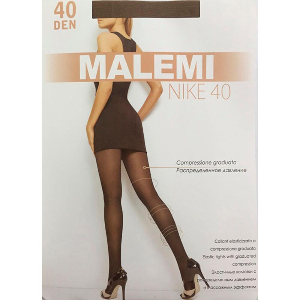Колготки Malemi найк 40 ден дайно/Melon р.2