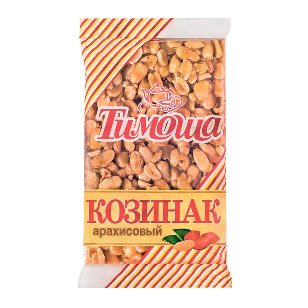 Козинак тимоша арахисовый 170 г пк азовский