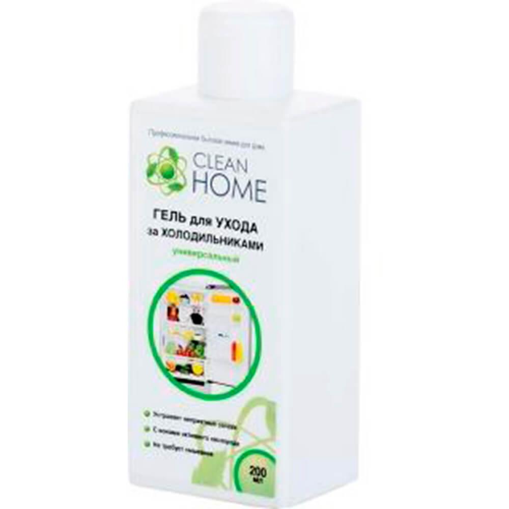 Фото - Гель для ухода за холодильниками Clean Home 200мл универсальный clean hoантибактериальный гель для рукme