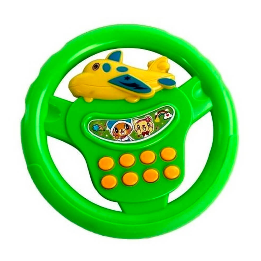 Игрушка развивающая S+S Toys BESTценник руль музыкальная 1705/eq18500r игрушка s s toys bambini музыкальное пианино котик сс76753