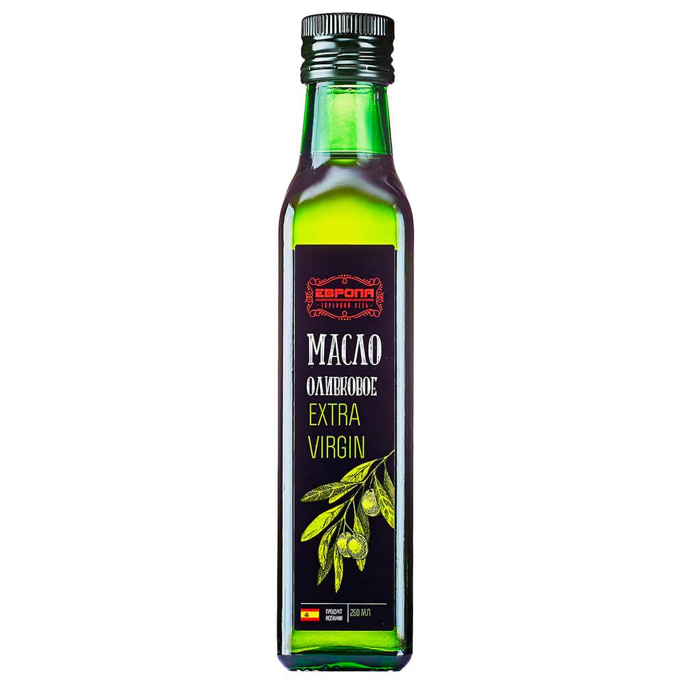 Масло оливковое Европа Extra Virgen 250мл