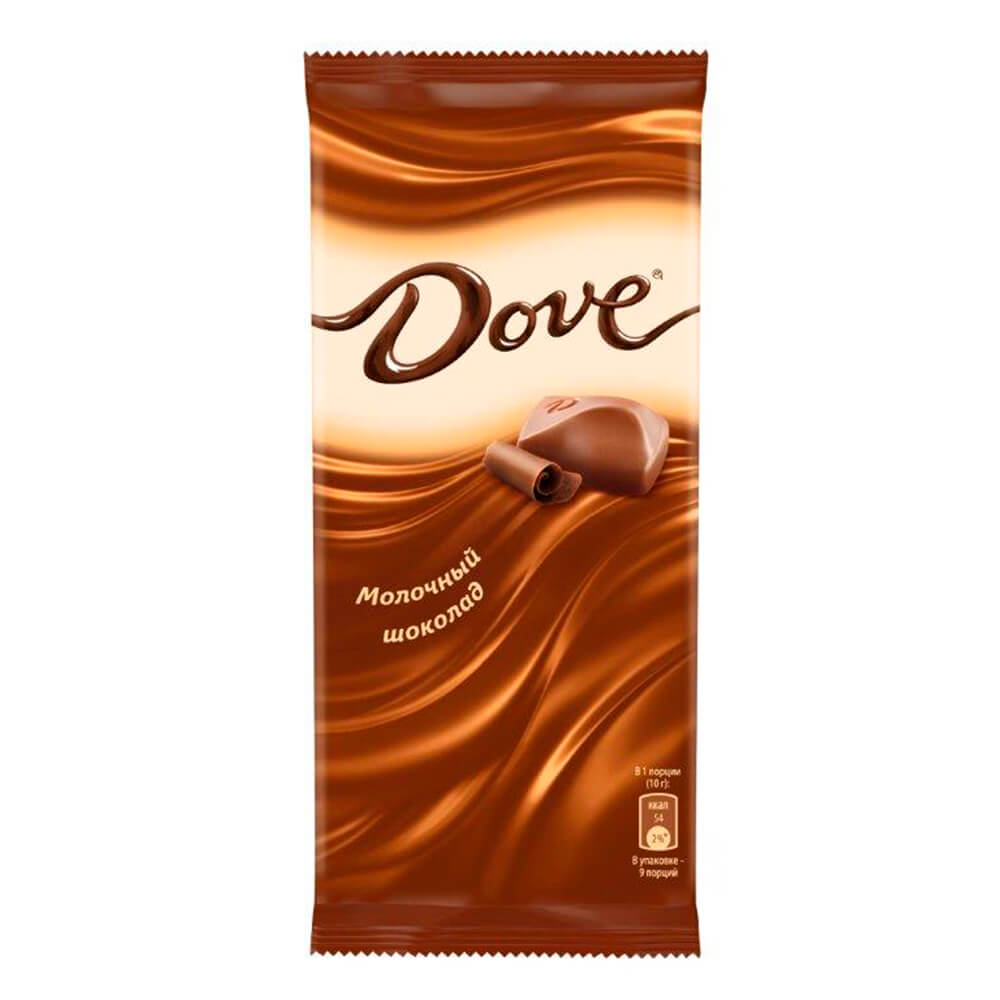 Фото - Шоколад молочный Dove 90г шоколад dove 90г молочный с цельным фундуком одинцовская кф