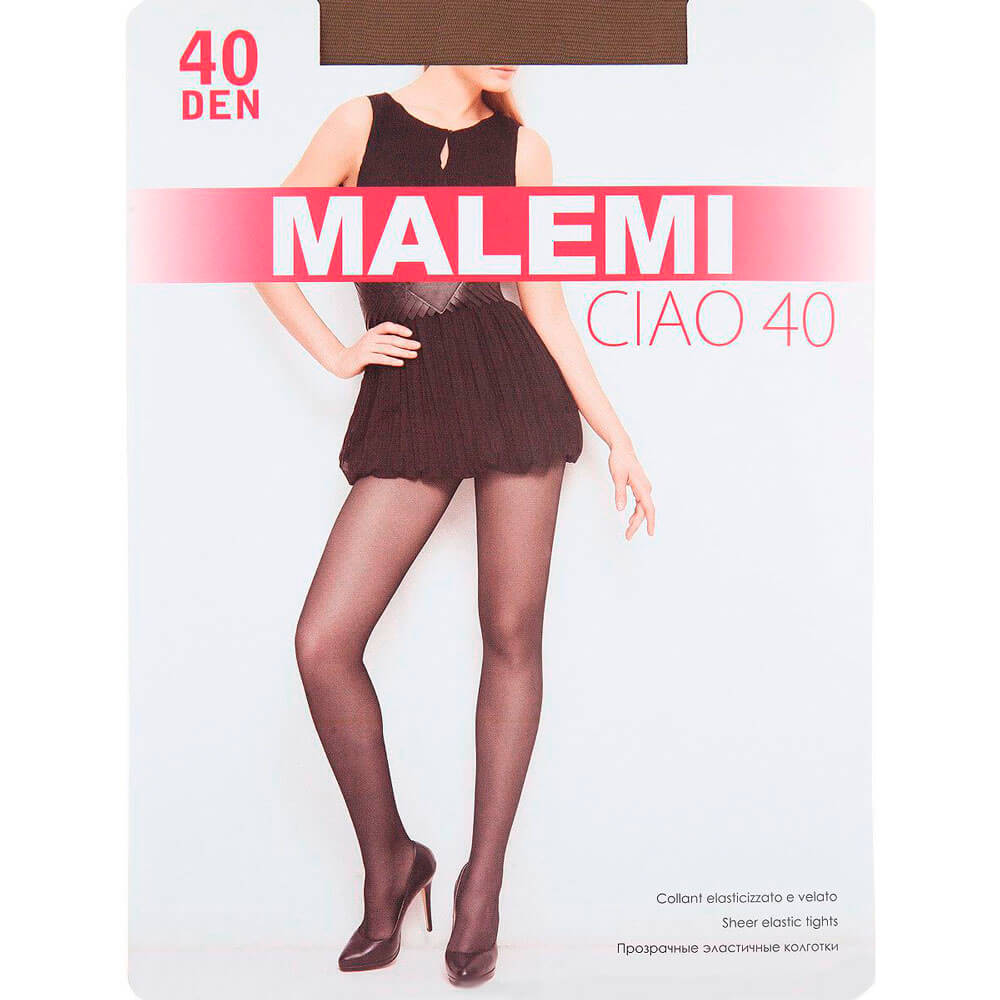 Колготки Malemi чао 40 Melon р.2