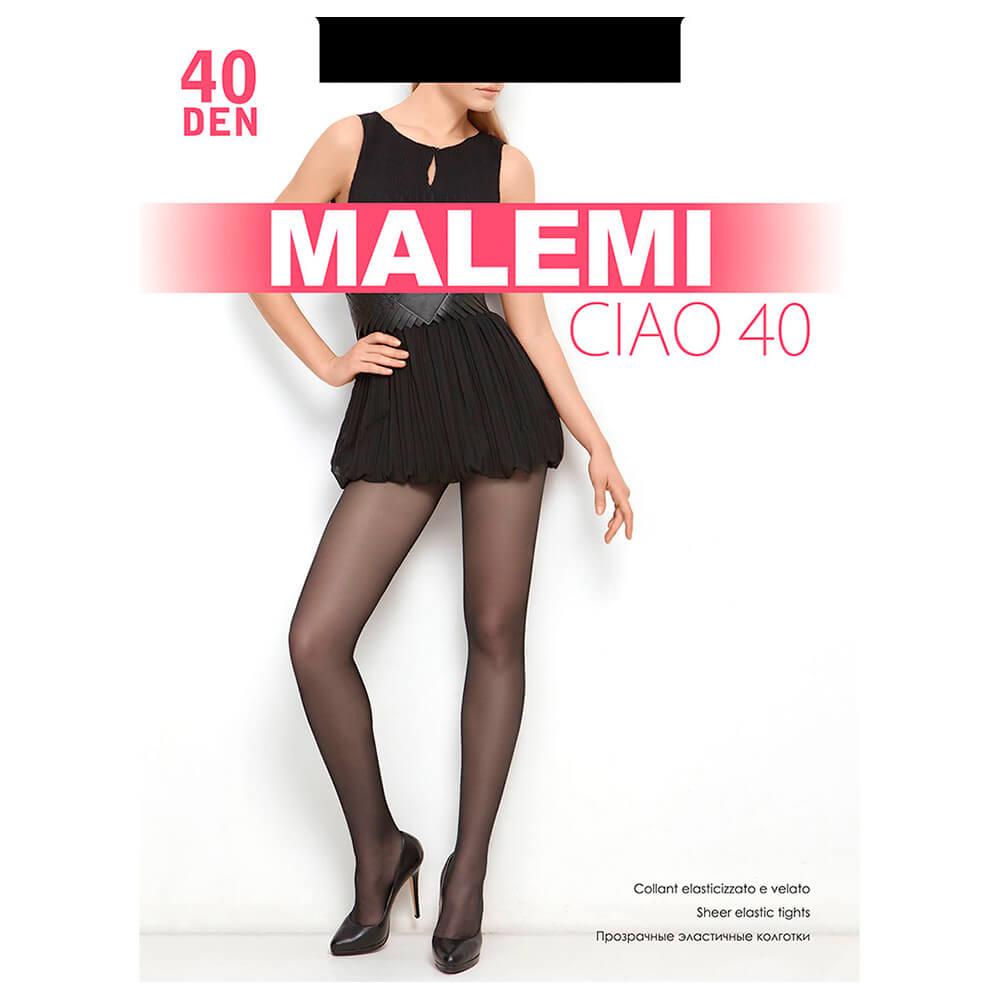 Колготки Malemi чао 40 Melon р.4