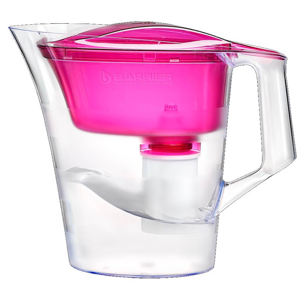 Фильтр-кувшин д/очистки воды Барьер 4л твист пурпурный