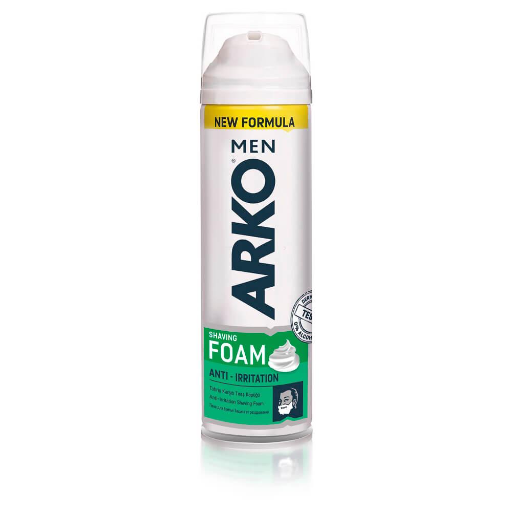 Пена для бритья ARKO 200мл анти-ирритейшн