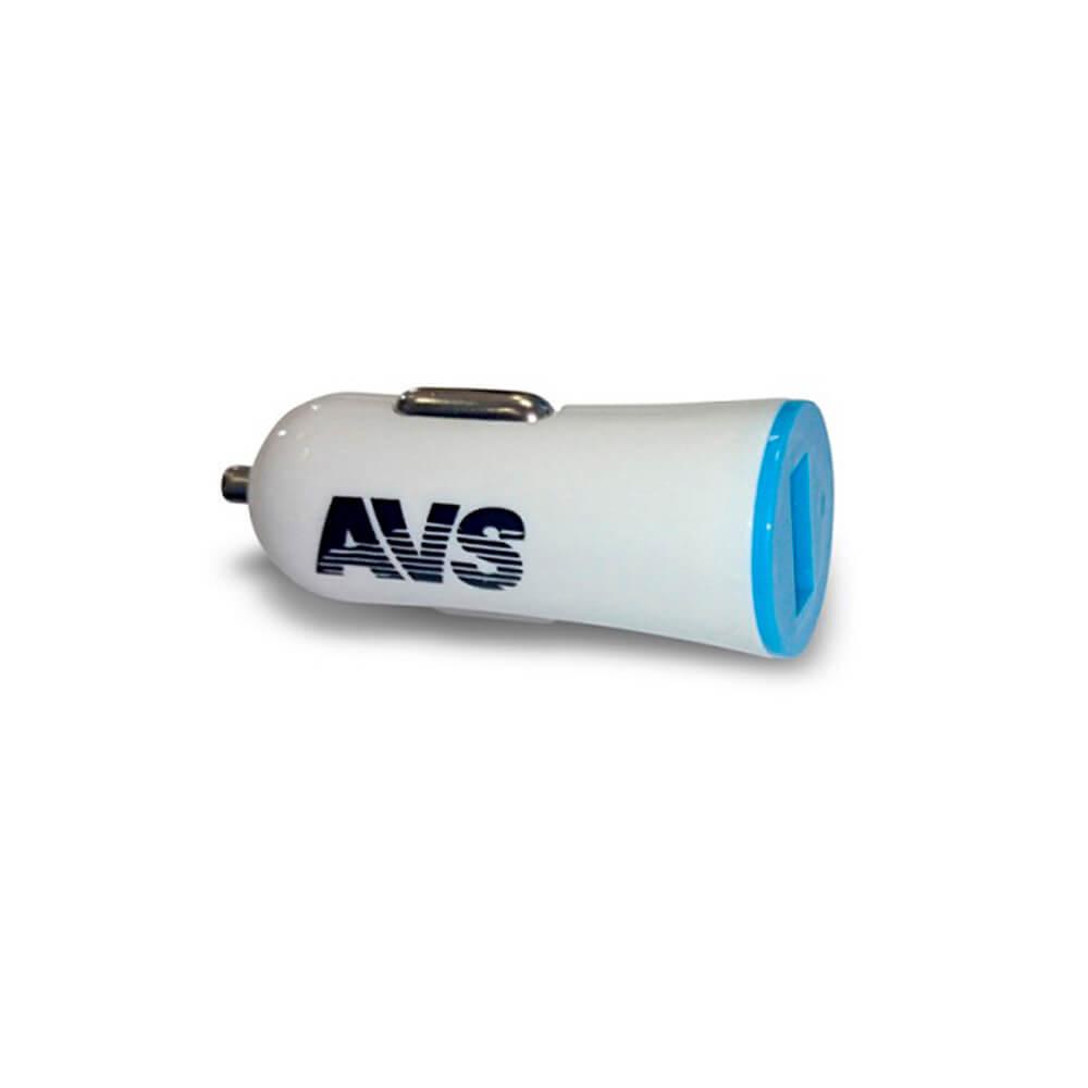 Адаптер автомобильный авс 1*usb в прикуриватель