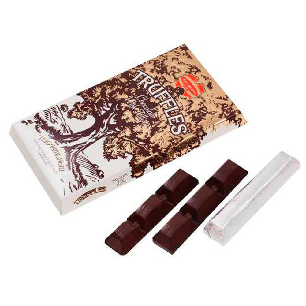 Шоколад трюфельный элит 200г горький Коммунарка