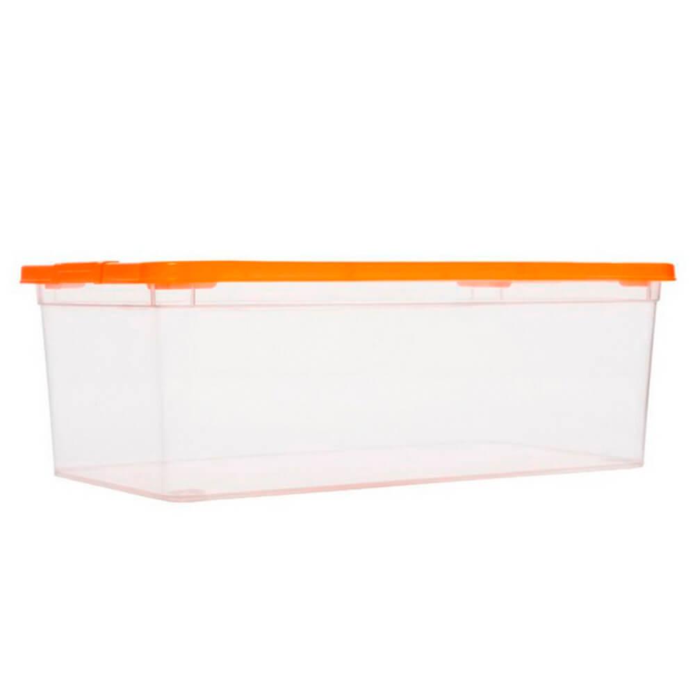 Коробка для мелочей 5,5 л Полимербыт 4351100 ящик полимербыт для хранения мелочей