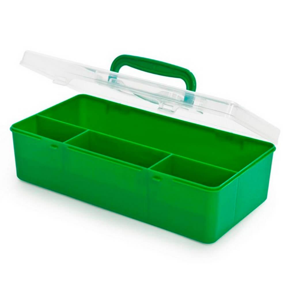 Ящик для хранения мелочей 28,4*14,4*8,5см Полимербыт 4350600 ящик полимербыт для хранения мелочей
