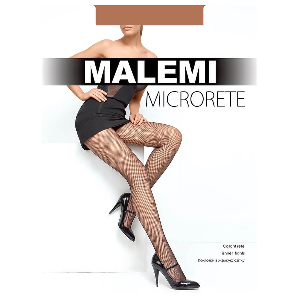 Колготки Malemi микрорете Melon р.3
