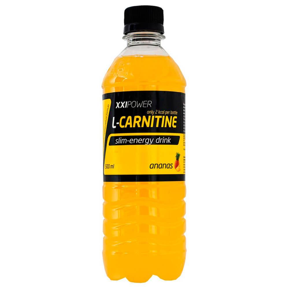 Напиток XXI век л-карнитин 0,5л ананас арт снт