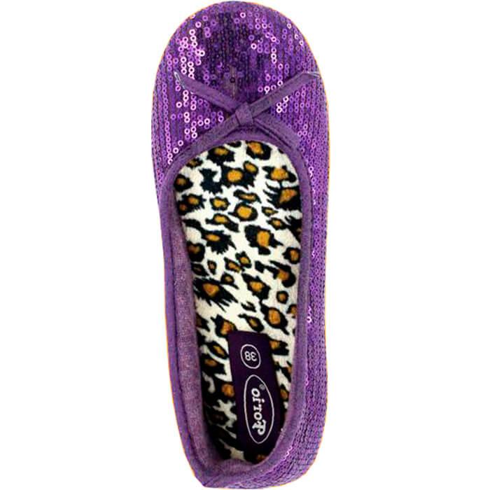 Домашняя обувь женская форио