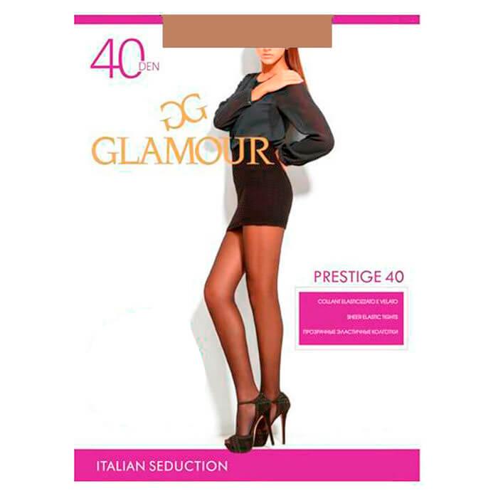 Колготки женские Glamour Prestige 40 ден дайно р.2