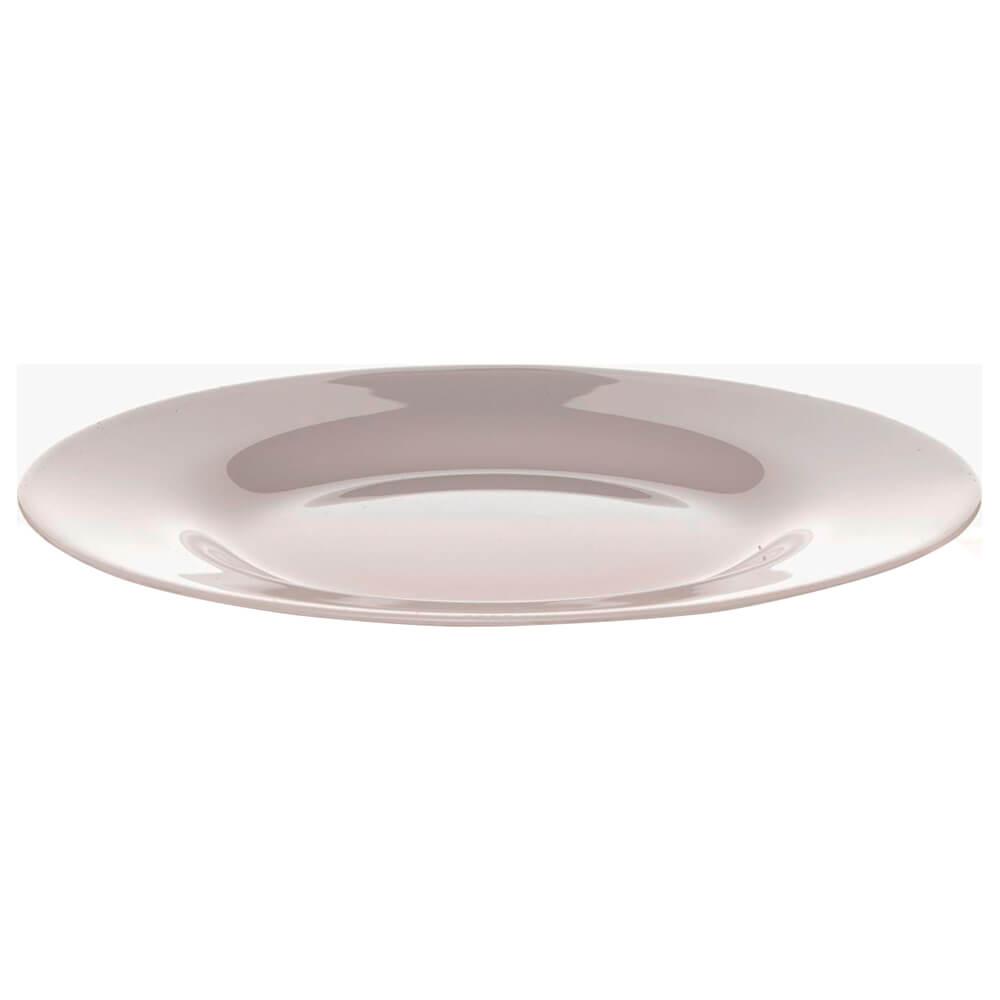 Тарелка подстановочная 26см Pasabahce бохо розовая psb 10328убсл1