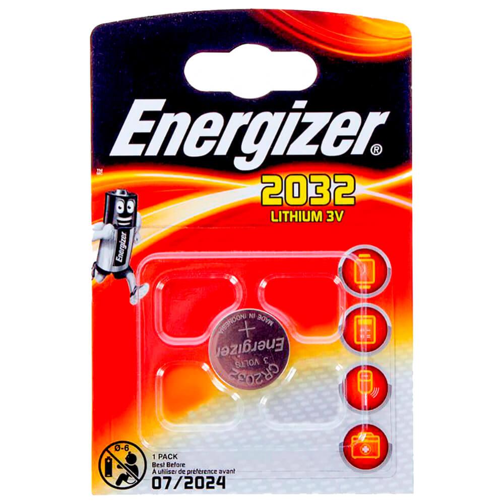 Батарейка Energizer CR 2032 1 шт.