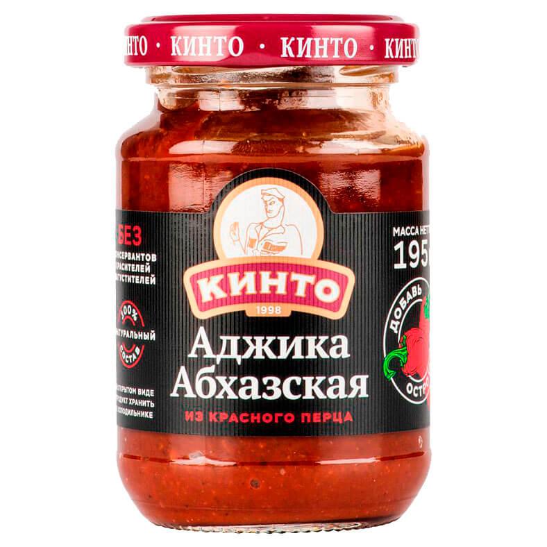 Аджика Кинто 195г абхазская ст/б