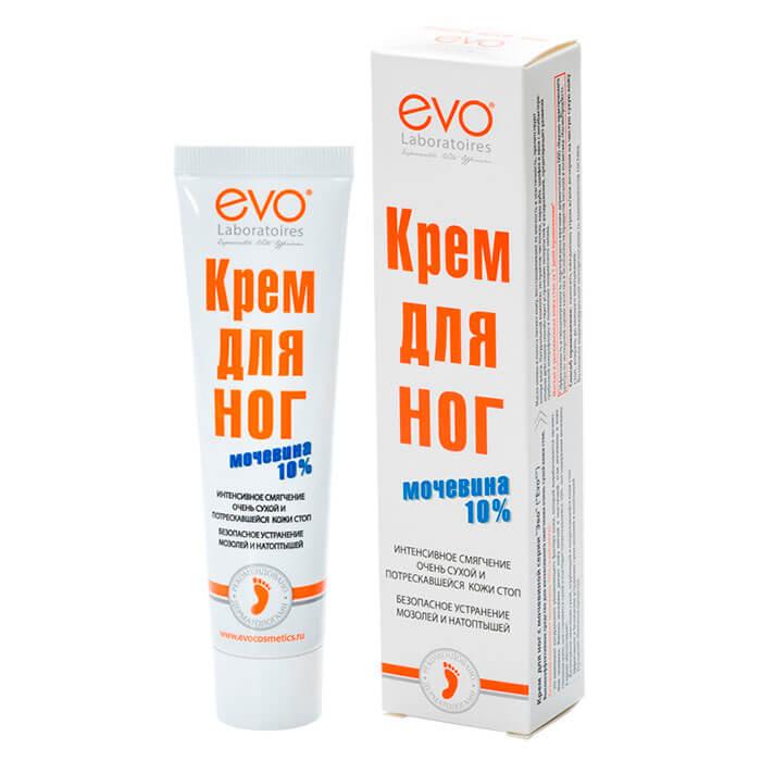 Крем для ног EVO 50мл с мочевиной