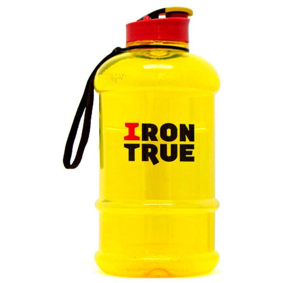 Бутылка 1,3л Irontrue желтый-красный-желтый недорого