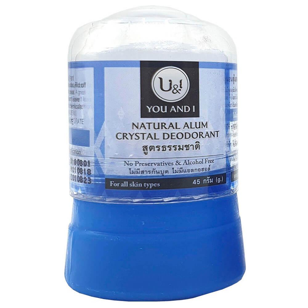 Дезодорант кристаллический 45г натуральный