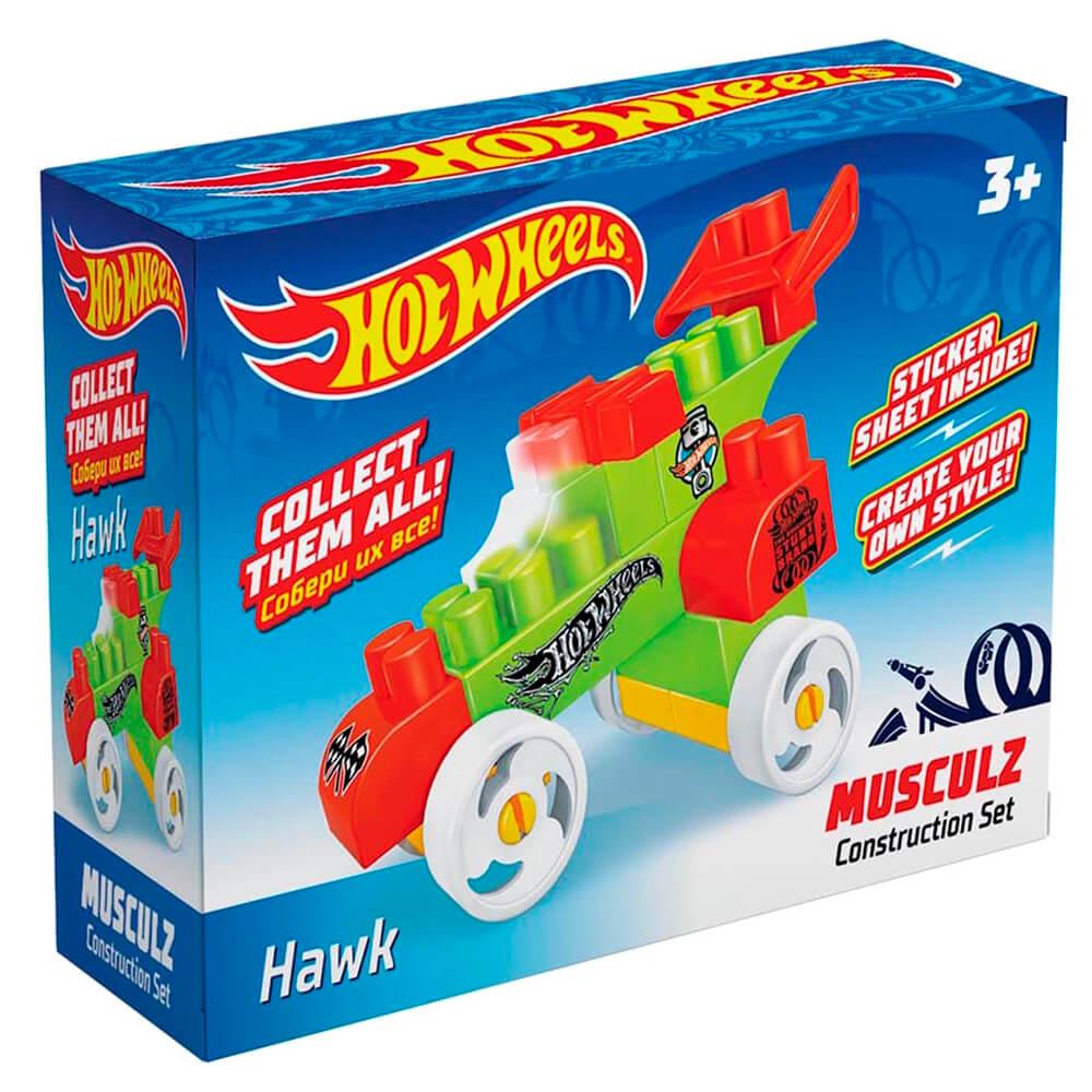 Конструктор Hot Wheels Musculz хэк 711