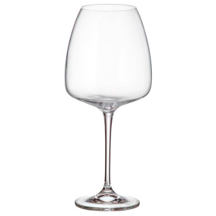 Набор бокалов для вина 770мл 6шт Crystalite Bohemia Anser/Alizee