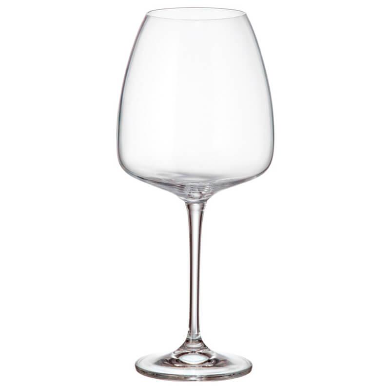 Набор бокалов для вина 440мл 6шт Crystalite Bohemia Anser/Alizee