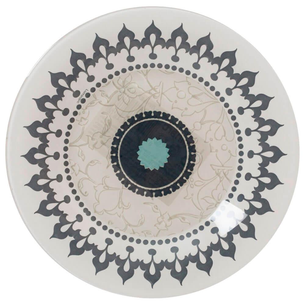 Тарелка десертная 19см Luminarc луньер p0075