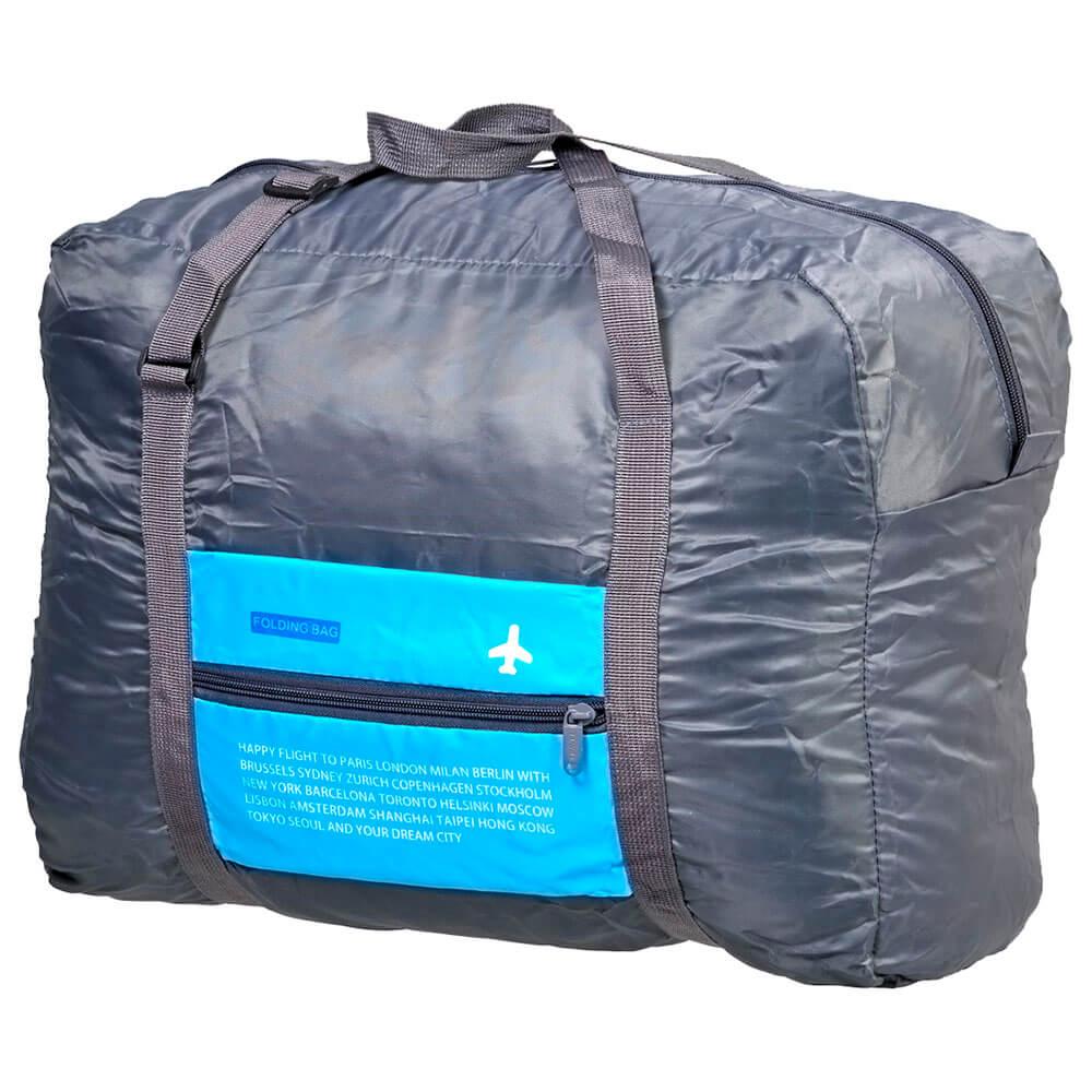 сумка дорожная grizzly цвет желтый 17 л td 831 3 4 Сумка дорожная складная Bradex полет голубая td 0598