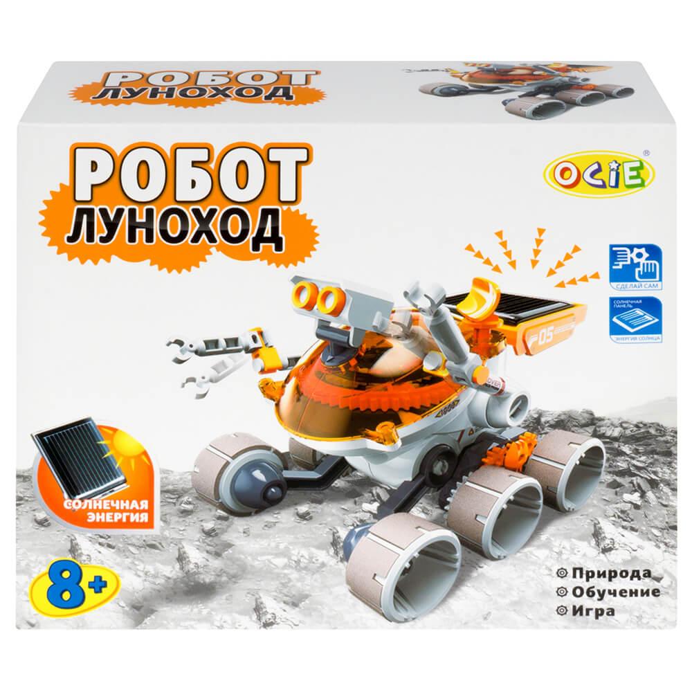 Конструктор Ocie робот-луноход на солнечной энергии 1csc20003802 недорого