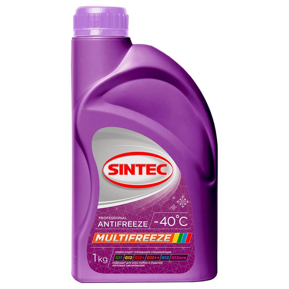 Антифриз Sintec Multifreeze 1 кг