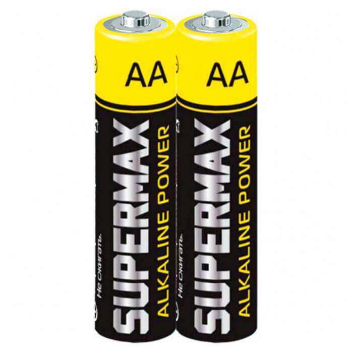 Элемент питания AA Supermax 06 2шт