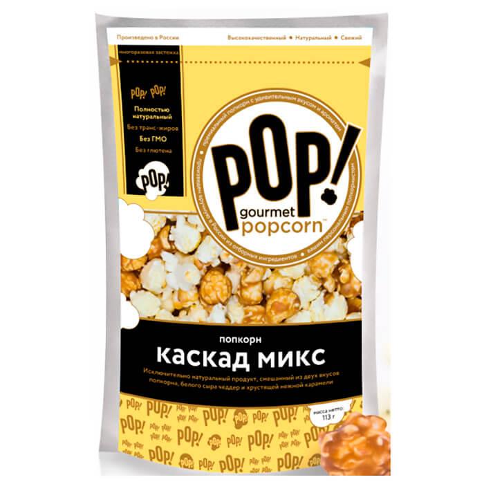 Попкорн каскад микс 113г корн Курск